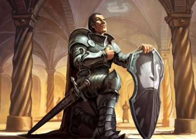 Knight of Tirith Aear
