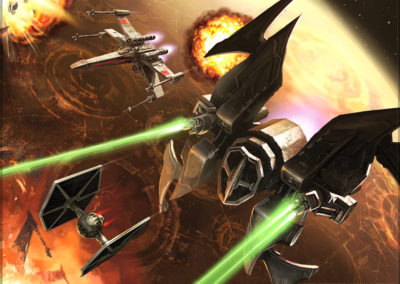 poster Xwing