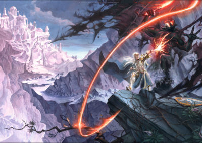 Glorfindel vs Balrog